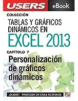 Tablas y gráficos dinámicos en Excel 2013: Personalización de gráficos dinámicos (Colección Tablas y gráficos dinámicos en Excel 2013 nº 7) (Spanish Edition)