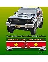 Technische Uitleg Mitsubishi Pajero