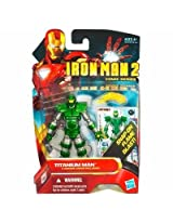 Iron Man 2 Comic Series 4 Inch Action Figure Titanium Man