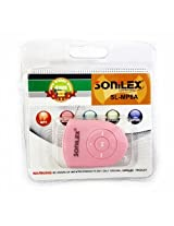 Soroo Mp3 Player With Data cable+headphone+charger upto 4GB (Black)