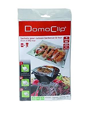 Domoclip Grill-Tacshen 12er Set
