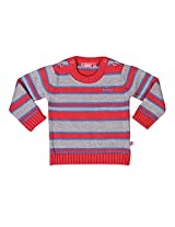 Buzzy Baby-Girls' Cardigan (Multi-colour,9-12M)