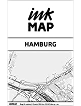 Hamburg Inkmap - maps for eReaders, sightseeing, museums, going out, hotels (English)