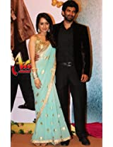 Shraddha Kapoor Georgette Bollywood Replica Designer Saree
