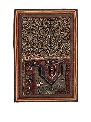 Navaei & Co Teppich Persian Classic Patchwork mehrfarbig 95 x 64 cm