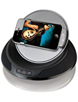 iLive iSP391B App-Enhanced Speaker with Rotating Dock for iPhone/iPod