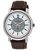 Maxima Attivo  Analog White Dial Men's Watch - 24230LMGI