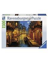Ravensburger Venetian Canal 16308 (1500 Pieces), Multi Color