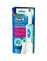 Oral-B Vitality FlossAction Vitality Floss Action Rechargeable Power Toothbrush