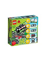 Lego duplo track system 10506