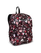 Everest Basic Backpack Carry Shoulder Bag - Hearts