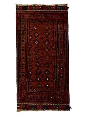 Darya Rugs Traditional Oriental Rug, Red, 8' 3