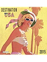 Destination USA 2015 (Media Illustration)