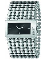 Esprit Two Hands Analog Black Dial Women's Watch ES106152001