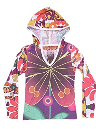 Custo Camiseta Hoody hollanmang (Multicolor)