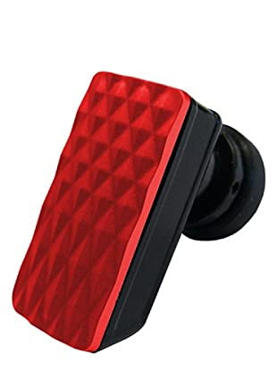 4-OK by Blautel Bluetooth Headset  (Rot)