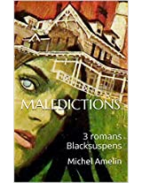 ANTHOLOGIE MALEDICTIONS ! (Blacksuspens t. 34) (French Edition)