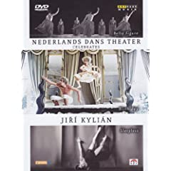 Jiri Kylian: Netherlands Dance Theatre Celebrates [DVD] [Import]