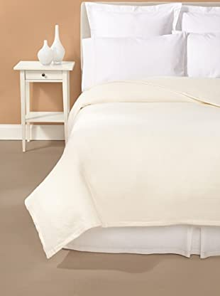 Terrisol Microcotton Classic Blanket (Ivory)