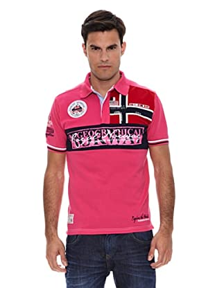Geographical Norway Polo Kyer (Rosa)