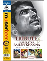 Tribute to Rajesh Khanna (Aradhana/Amar Prem/Kati Patang/Mehboob Ki Mehendi)