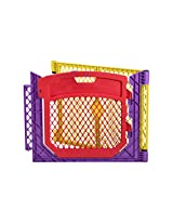 North States  Superyard Play Yard Colorplay Door Extension