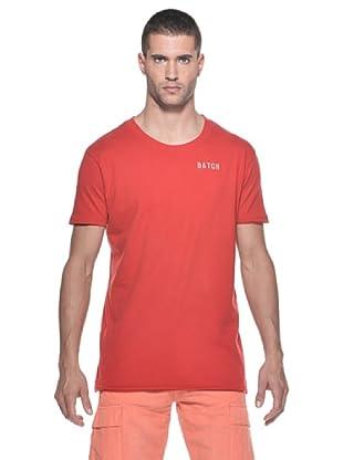 Datch Camiseta MC Logo (Rojo)