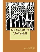 63 Sonete Te Shekspirit: Astrit Lulushi