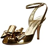 Freya Rose Juliet Leather Gold Special Occasion 6 UK