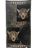 Luxury Oversized Beach Towels, Tiger, 100 Egyptian Cotton