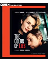 Color of Lies [Blu-ray]