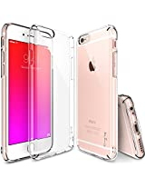 iPhone 6S Case, Ringke SLIM **Essential Ultra Thin**[1 FREE HD Screen Protector][CRYSTAL] Perfect Fit & Scratch-Resistant Dual Coating Lightweight Hard Case for Apple iPhone 6S 4.7 Inch (2015)