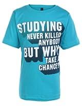 Ollypop - Half Sleeves Printed T-Shirt