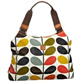 Orla Kiely Nautical Multi Stem Classic Shoulder Bag