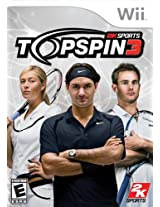 Top Spin 3 - Nintendo Wii