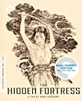 The Hidden Fortress (Criterion Collection) (Blu-ray + DVD)