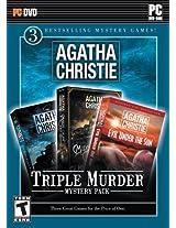 Agatha Christie: Triple Murder Mystery Pack (PC)