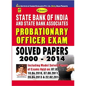 SBI PO Solved Papers