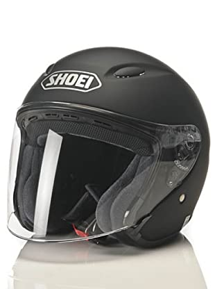 Shoei Casco J-Wing Monocolor Candy (Negro)