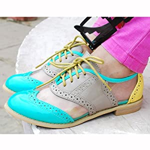 Done By None Blue Women - Casual Shoes