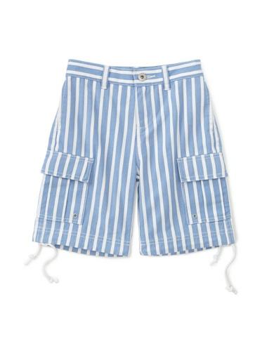 Sonia Rykiel Boy's Striped Shorts (Blue)