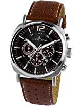 Jacques Lemans Men's 1-1645C Lugano Sport Analog Chronograph Watch