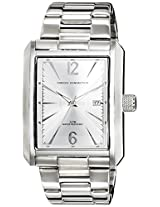 FCUK Analog Silver Dial Men's Watch - FC1091SSGN