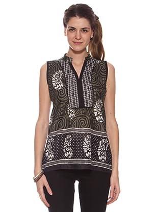 HHG Bluse Melisa (Khaki)