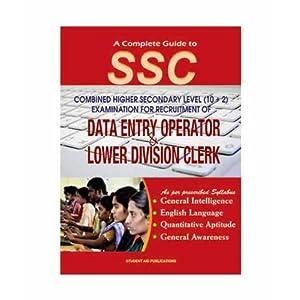 SSC Combined Higher Sec. Level 10+2 Exam