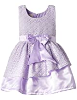 Happy Face Girls' Casual Dress