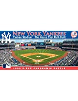 Masterpieces MLB Stadium Puzzle: New York Yankees