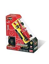 Bburago 1:32 Ferrari F1 Wrist Racers, Red