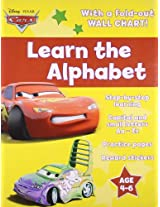 Disney Pixar Cars Learn the Alphabet