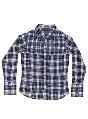 Tommy Hilfiger Camisa Nido (Morado)